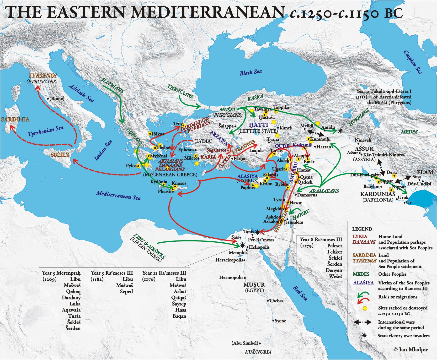 Late Bronze Age collapse  Wikipedia the free encyclopedia