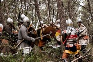 Byzantines vs Normans