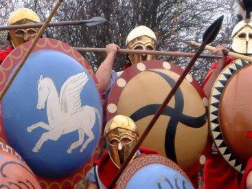 Hoplite association www.4hoplites.com