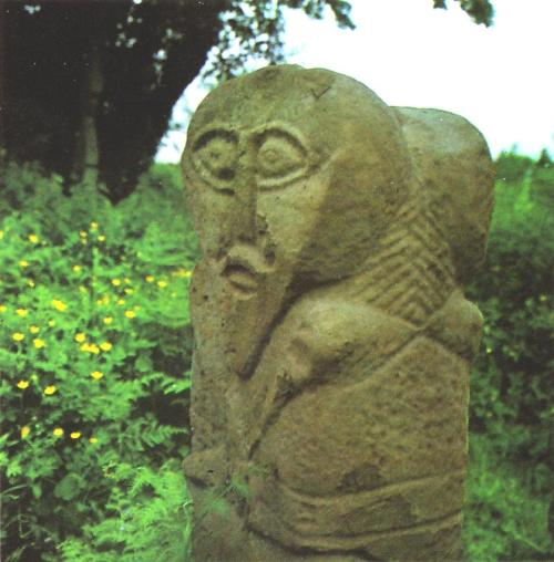 Celtic idol