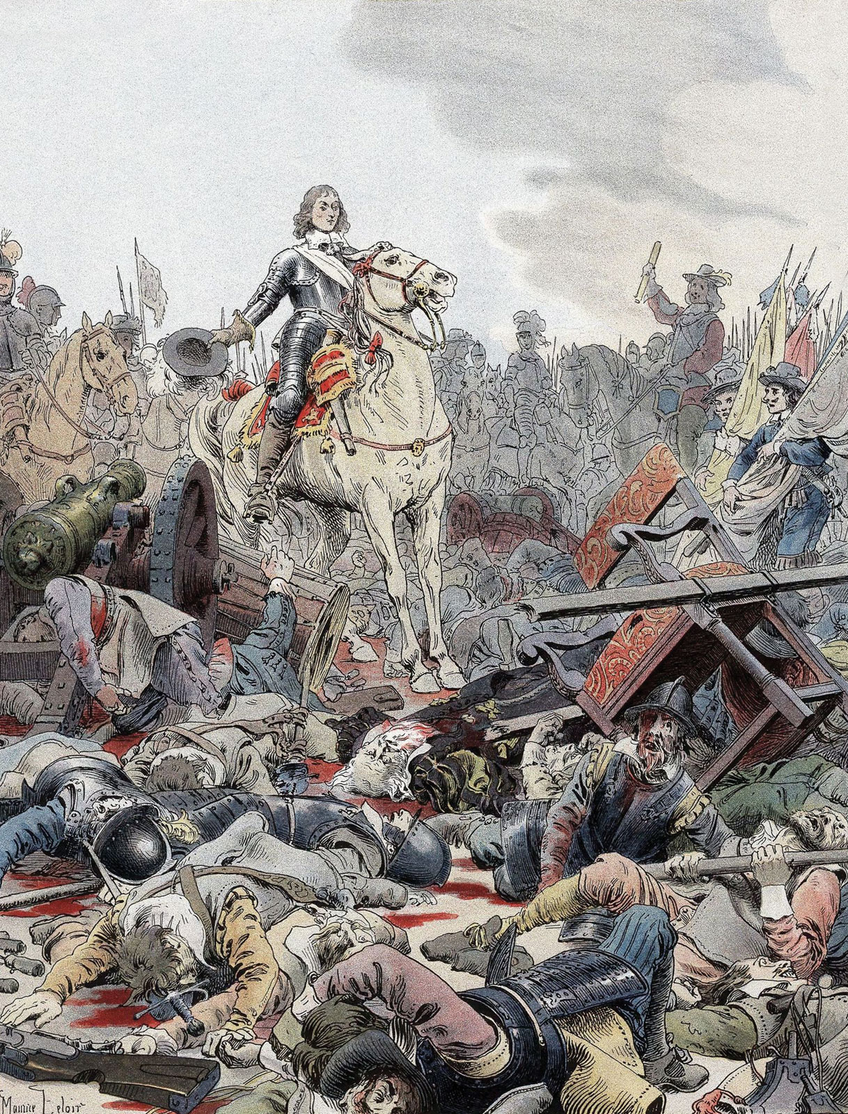 thirty year war The war had religious roots as the holy roman emperor (initially the  after the  thirty years war ended in 1648, habsburg influence over.