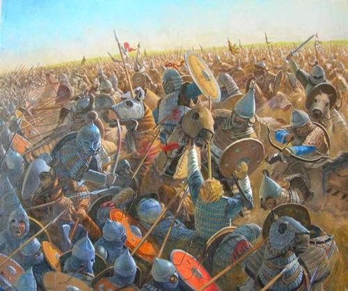 THE BATTLE OF KALKA RIVER (PART I), Russia faces the Mongol threat
