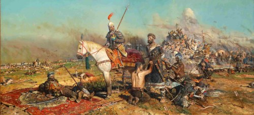 THE  BATTLE  OF  ΤΗΕ  KALKA  RIVER (PART ΙI), Russia  faces  the  Mongol  threat