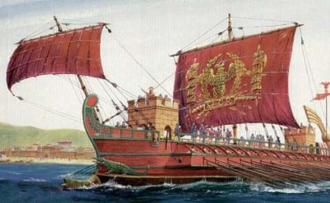 syracuse roman ship - photo#6