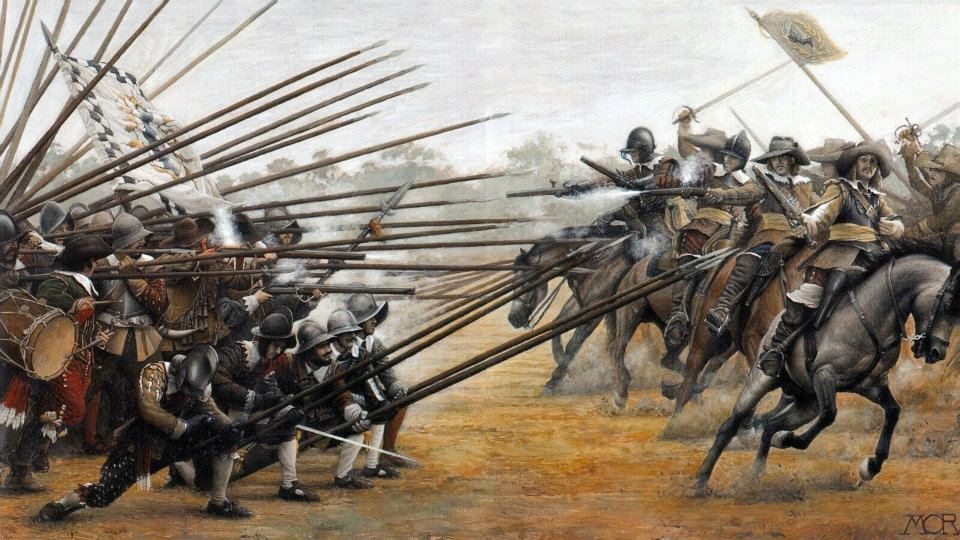 THE BATTLE OF ROCROI (1643) | Delving into History ® _ periklis ...