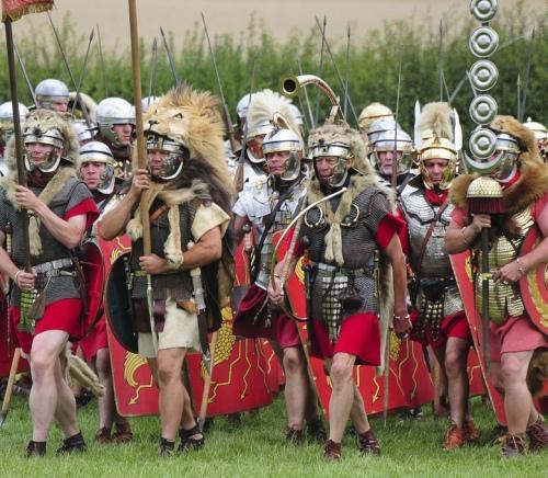 Guard Roman