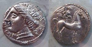 Emporiae  coin