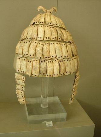 mycenaean helmet
