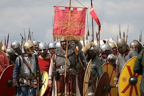 Late Romans