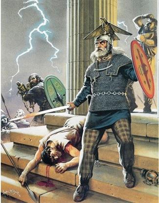 Celts in Greece