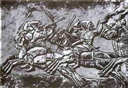 Cimmerians Nimrud
