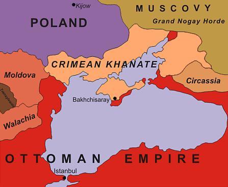 crimean khanate