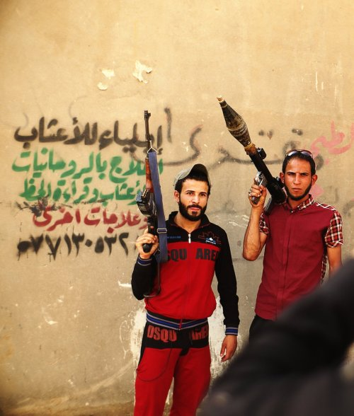 ΝΥ Times Shia militia