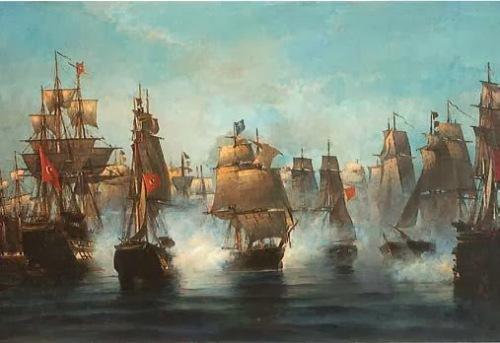 ΒΡΙΚΙ (ΠΑΡΩΝ): ΤΟ ΚΥΡΙΟ ΠΟΛΕΜΙΚΟ ΠΛΟΙΟ ΤΗΣ ΕΠΑΝΑΣΤΑΣΗΣ ΤΟΥ 1821