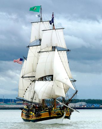 Brig Lady Washington