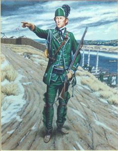 Scotch Irish ranger