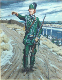 Scotch Irish ranger
