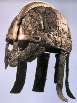 13 Helmet from Valsgärde Cemetery