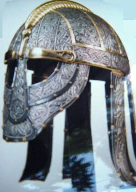 magnificent vendel and valsg228rde helmets part ii