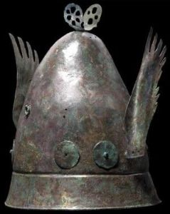 Pilos type helmet,4th-3rd centBC