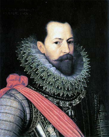 Duke of Parma Alexander Farnese