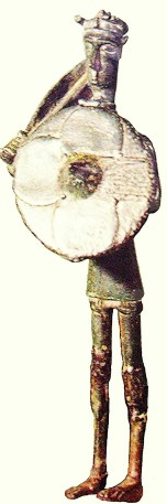 nuraghi warrior