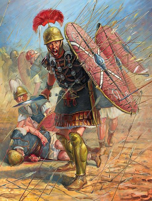 AD FINEM DESOLATUM! : ROME'S FEROCIOUS 2nd CELTIBERIAN WAR ...
