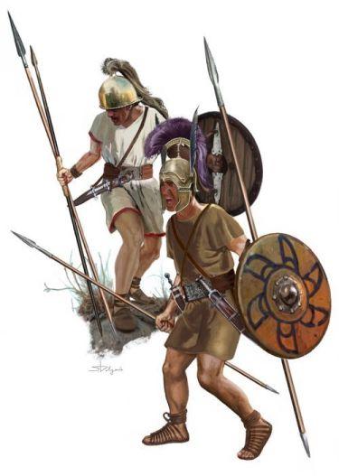 Iberian warriors
