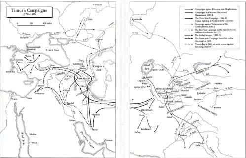timur campaigns