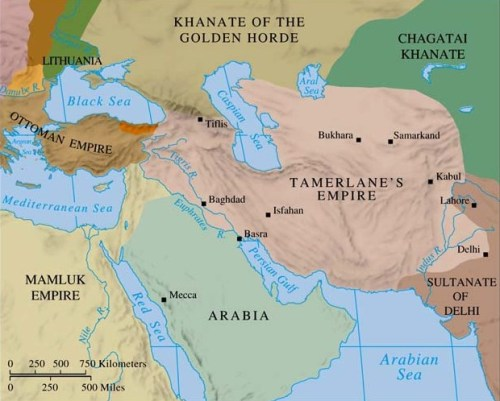 timur empire