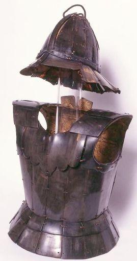 Spanish-inspired Philipin armor+helmet