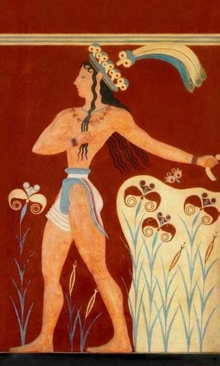 Minoan prince