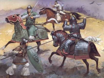 Korean cataphract