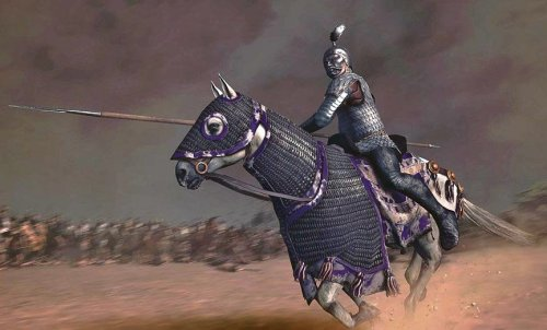 sassanid cataphract
