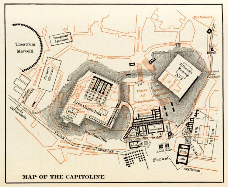 Imperial Rome urban plans
